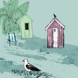 Beach Huts Leading Lights (our top selling designs)